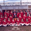 2002 BHS Girls Soccer Team