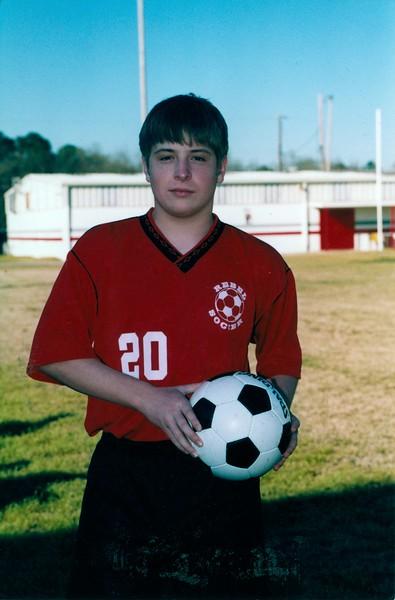 Steve Wilson - scored first goal in BHS Soccer history in 1998