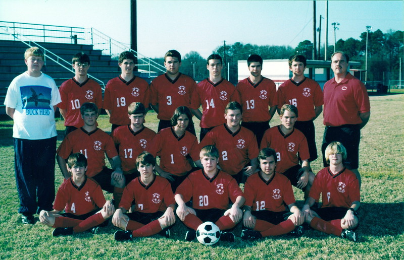 1998 BHS Soccer Team -- first in school history