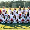 2010 BHS Girls Soccer Team<br /> Coach:  Sarah Ray<br /> <br /> Front row:  Paula Landaverde (15), Jade Brady (16), Alison Stephen (25), Katelyn Ladson (24), Ashley Parker (7), Alexandria Bennefield (6), Chleo Trueman (14).<br /> 2nd row:  Cassie Whittington (2), Alex Stevens (19), Talia Riley (17), Nyjha Harris (11), Sarah Burroughs (20), Audrey Copeland (10).<br /> Back row:  Coach Sarah Ray, Morgan Pearson (22), Savannah Carter (3), Sam Arrowsmith (9), Kayla Burroughs (21), Aly Whittington (12), Claire Carter (5).<br /> <br /> (photo courtesy of Alexandria Bennefield)