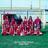 2007 BHS girls soccer team