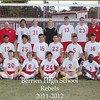 2012 BHS boys soccer team