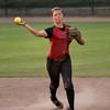 Marti Littlefield Throwing for VSU Lady Blazer Softball Team<br /> <br /> (photo courtesy of VSU Sports Information)