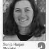 1996 Valdosta State University Softball Media Guide - Sonja Harper