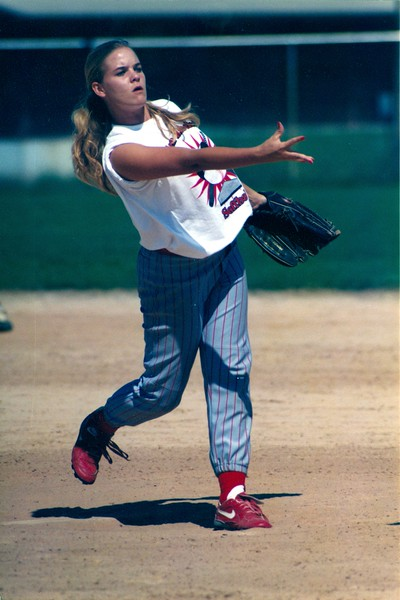 Nina Futch - BHS Softball 1996 1<br /> <br /> Area of Contribution:  athlete<br /> <br /> Time Period of Contribution:<br /> <br /> Teams Associated With:BHS softball<br /> <br /> Awards/Highlights:<br /> 1996 – BHS softball Most Outstanding Defense award