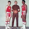 Richard Tucker, Stan Simpson, George Sorrell, c. 1968-69.