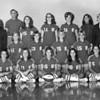 Berrien High Girls Basketball team, c. 1970.
