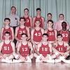 BHS Boys Basketball Team, 1966-67.