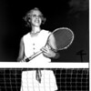 Polly Close - BHS Tennis - April 1971
