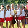 2011 BHS Girls Tennis Team