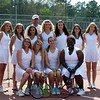 2009 BHS Girls Tennis Team