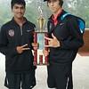 Tej Rana and Isaac Lanier
