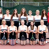2012 BHS Girls Tennis Team