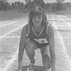Sharon Harkins - 1975 BHS Track<br /> <br /> Area of Contribution:  	athlete<br /> <br /> Time Period of Contribution:	<br /> <br /> Teams Associated With:	BHS basketball, BHS track<br /> <br /> Awards/Highlights:	<br /> 1975 – member of undefeated state AA champion girls basketball team … Region 1-AA Runnerup in the 440 yard dash (1:06.4) … 1976 – Region 1-AA Runnerup in the 100 yard dash … 1977 – BHS basketball Most Valuable Defense award … Region 2-A Champion in the 100 yard dash … member of Region 2-A Champion 440 Relay team (Smith, Wright, Harkins, Washington) … member of Region 2-A Champion Mile Relay team (Smith, Wright, Harkins, Washington) ... Berrien Press Calendar Girl for December 1977 … BHS Best All-Round Female Athlete award … 1978 – BHS basketball Best Defense award … BHS basketball Best Free Throw Percentage award … signed scholarship to play basketball for Troy State University<br /> <br /> Lettered for four years 1978-82, at Troy State University, jersey #34 … led TSU in free throw percentage in 1979-80 (.845) and 1981-82 (.816) … 5th all-time in career free-throw percentage at TSU (.781) … 1979-80 free throw percentage is 3rd highest all-time … 1980-81 free throw percentage is 13th highest all-time (Through 2015) .. career stats at Troy:  119 games played (tied, 3rd), 23 games started, 210 of 503 field goals (.417), 146 of 187 free throws (.781), 326 rebounds (2.7 per game), 84 assists, 19 steals, 566 points (4.8 per game).<br /> <br /> 1981 – member of Troy State team that won the Alabama AIAW State Championship … 1982 – winner of Whit Lee Award at Troy State (award given to female athlete who exemplifies the best in sportsmanship, character, and scholarship)