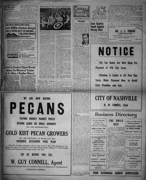 The Nashville Herald_1956-11-22_V L No 46_p11_