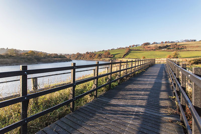 The Broadwalk in Caerleon Newport 06