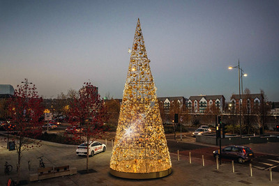 Christmas Tree of Life at the Friars Walk Shopping Centre 23