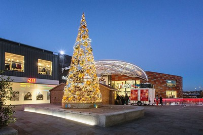 Christmas Tree of Life at the Friars Walk Shopping Centre 21
