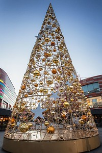 Christmas Tree of Life at the Friars Walk Shopping Centre 05