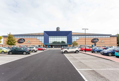Commercial Property Photographer Newport Leisure Park Spytty