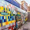 Mosaic Murals at the Old Green Kingsway Underpass Newport 02