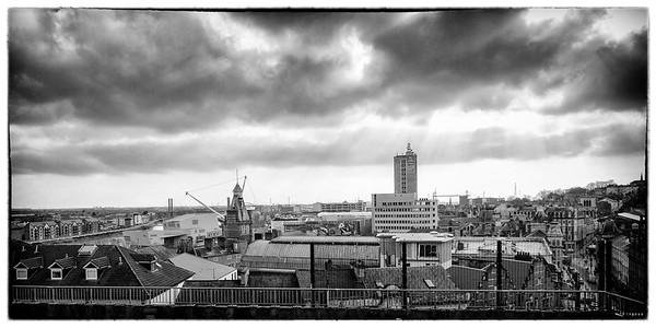 City of Newport, Town Centre Skyline 6
