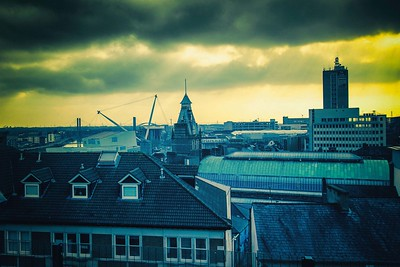 City of Newport, Town Centre Skyline 1