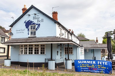 Old St Mellons The Bluebell Inn 2