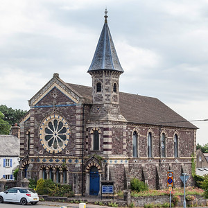 Castleton Baptist Church near Cardiff 7
