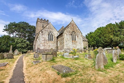 Old St Mellons Parish Church 5