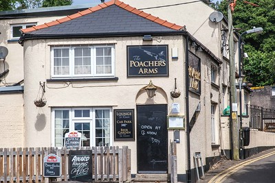 Old St Mellons The Poachers Arms Pub 1