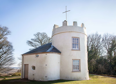 The Kymin Round House & Naval Temple at Monmouth 25