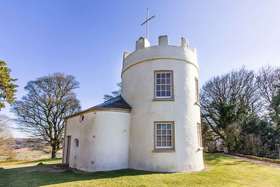 The Kymin Round House & Naval Temple at Monmouth 17