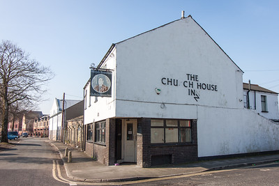 The Church House Inn, 14 Portland Street, Pillgwenlly, Newport NP20 2DP. 1
