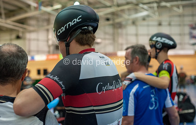 British National Youth and Junior Track Championships 2019. Junior Sprint Trophy - Junior Male, Newport Velodrome