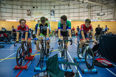 British National Youth and Junior Track Championships 2019. Junior Keirin Trophy - Junior Male, Newport Velodrome