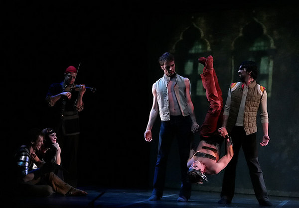 Dominic Walsh Dance Theatre, Romeo and Juliet