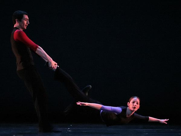 Dutch National Ballet, Netherlands-Before/After,Choreography/Costumes/Lighting Design:Annabelle Lopez Ochoa,Dancers:Julie Gardette, Francois Rousseau