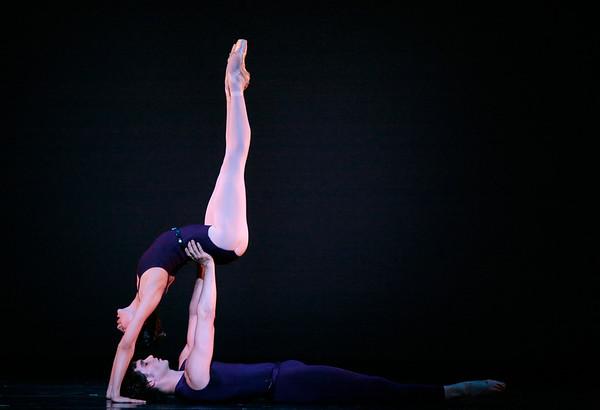 The National Ballet of Canada (Toronto, Canada) in Christopher Wheeldon's Polyphonia