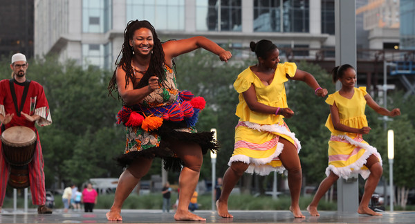 KoumanKe'le' African Dance & Drum Ensemble
