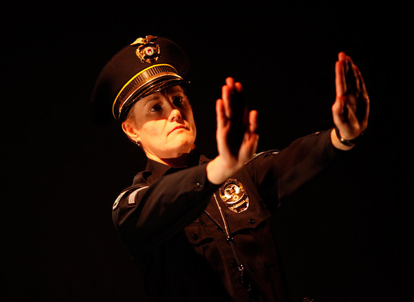 Traffic Cop Dance