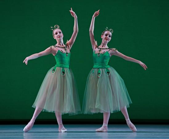 Madison Morris and Natalie Varnum
