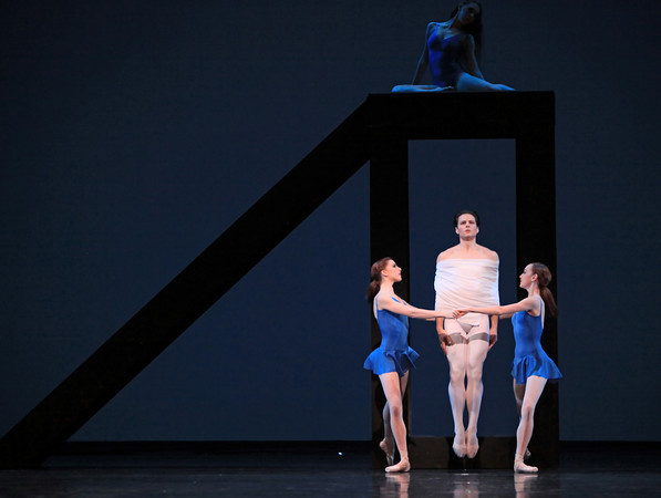 Apollo, Artists of Houston Ballet