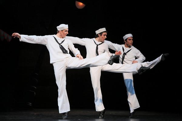 Christopher Coomer, Connor Walsh, Ilya Kozadayev