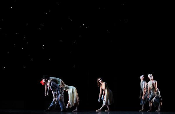 Hush, Artists of Houston Ballet