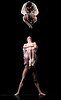 Jim Nowakowski, Melody Herrera, and Ian Cassidy in a collage of FALLING