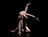 Simon Ball and Mireille Hassenboehler in LITTLE DANCER