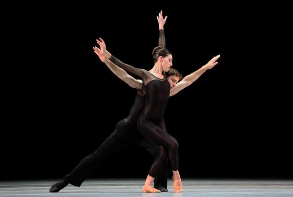 Ian Casady and Katherine Precourt