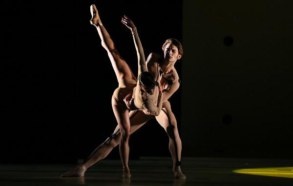 Aaron Robison and Karina Gonzales
