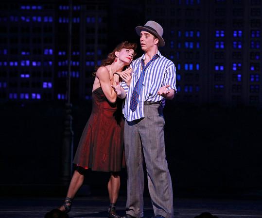 Kelly Myernick and Linnar Looris
